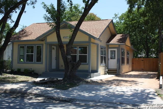 1706 Michigan Ave, San Antonio, TX 78201 (MLS #1366848) :: The Mullen Group | RE/MAX Access