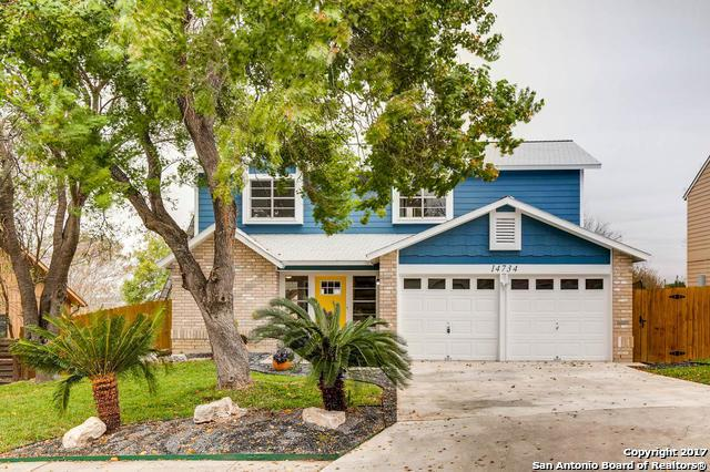 14734 Hillside Ridge, San Antonio, TX 78233 (MLS #1367015) :: The Mullen Group | RE/MAX Access
