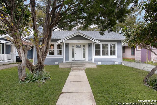 423 E French Pl, San Antonio, TX 78212 (MLS #1367152) :: Exquisite Properties, LLC