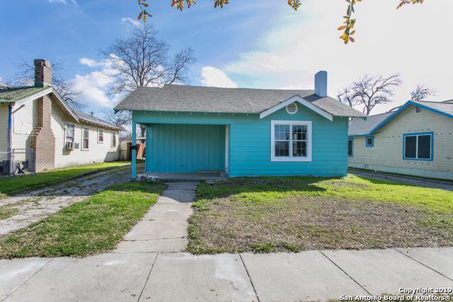 710 E Highland Blvd, San Antonio, TX 78210 (MLS #1367163) :: The Mullen Group   RE/MAX Access