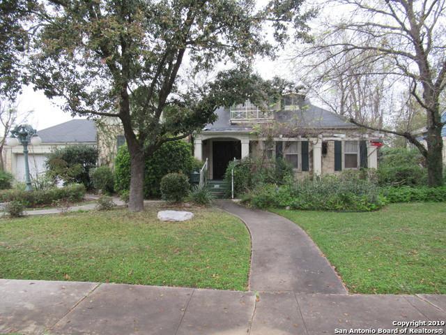 345 N North Dr, San Antonio, TX 78201 (MLS #1367316) :: The Mullen Group | RE/MAX Access