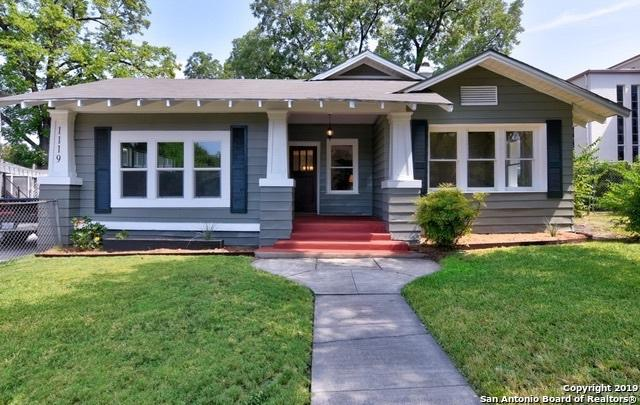 1119 W Woodlawn Ave, San Antonio, TX 78201 (MLS #1367411) :: The Mullen Group | RE/MAX Access