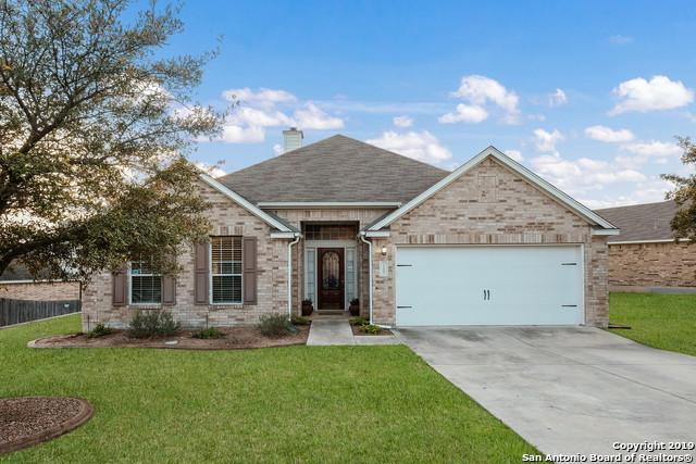 22007 Diamond Chase, San Antonio, TX 78259 (MLS #1367484) :: Alexis Weigand Real Estate Group