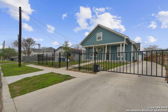 619 Dakota, San Antonio, TX 78203 (MLS #1367574) :: Alexis Weigand Real Estate Group