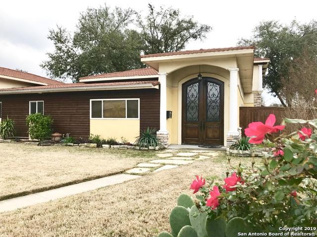 602 E Nottingham Dr, San Antonio, TX 78209 (MLS #1367579) :: Alexis Weigand Real Estate Group