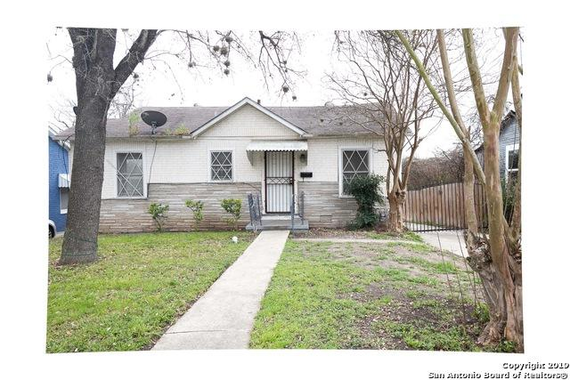 128 Nelson Ave, San Antonio, TX 78210 (MLS #1367588) :: Tom White Group