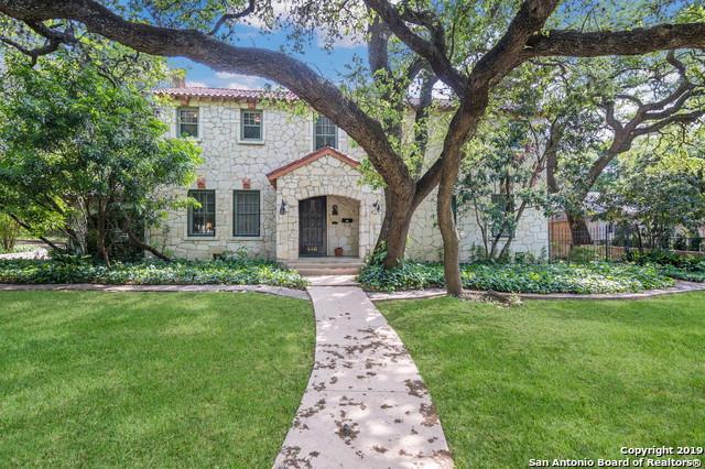 446 E Hildebrand Ave, San Antonio, TX 78212 (MLS #1367657) :: Exquisite Properties, LLC