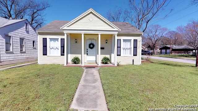 2003 W Mistletoe Ave, San Antonio, TX 78201 (MLS #1367718) :: The Mullen Group | RE/MAX Access