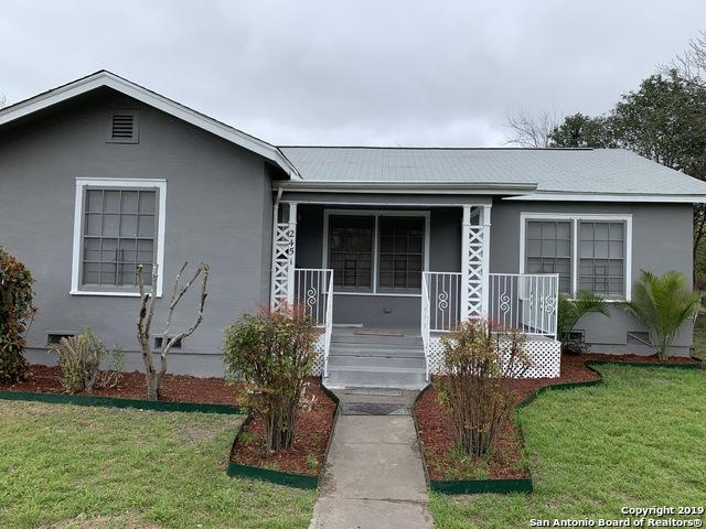 2451 W Huisache Ave, San Antonio, TX 78228 (MLS #1367852) :: Alexis Weigand Real Estate Group