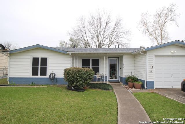 206 Pollydale Ave, San Antonio, TX 78223 (MLS #1367882) :: The Mullen Group | RE/MAX Access