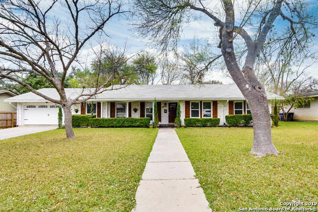 607 Cave Ln, San Antonio, TX 78209 (MLS #1367972) :: The Mullen Group | RE/MAX Access