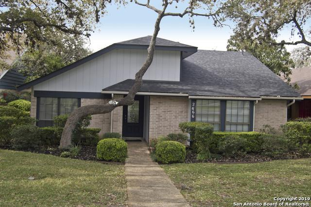 2666 Lockhill Selma Rd, San Antonio, TX 78230 (MLS #1368156) :: Alexis Weigand Real Estate Group