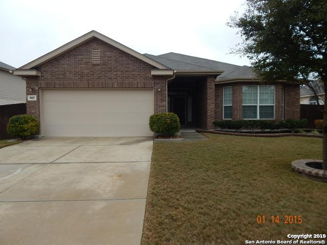 905 Crenshaw Ct, Cibolo, TX 78108 (MLS #1368220) :: The Mullen Group | RE/MAX Access