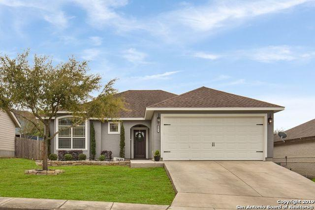 1623 Sunspur Dr, New Braunfels, TX 78130 (MLS #1368382) :: Alexis Weigand Real Estate Group