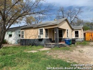911 Halliday Ave, San Antonio, TX 78210 (MLS #1368515) :: The Mullen Group   RE/MAX Access