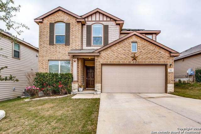 9819 Marbach Canyon, San Antonio, TX 78245 (MLS #1368810) :: Alexis Weigand Real Estate Group