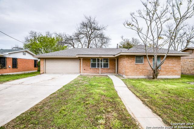 1934 Odessa Dr, San Antonio, TX 78220 (MLS #1369020) :: Alexis Weigand Real Estate Group