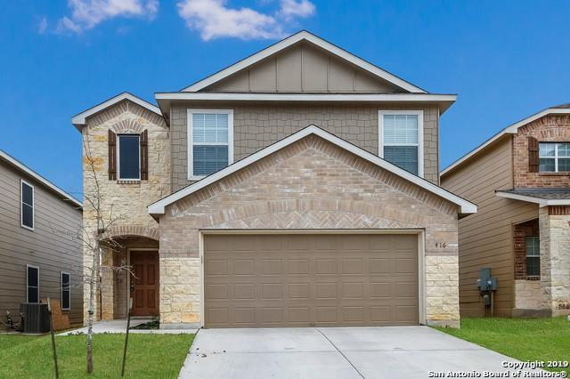 416 Auburn Park, Selma, TX 78154 (MLS #1369024) :: Alexis Weigand Real Estate Group