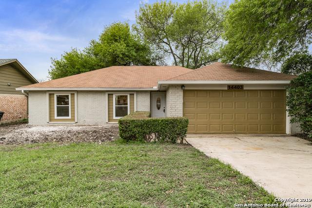 14403 Ridge Meadow Dr, San Antonio, TX 78233 (MLS #1369071) :: The Mullen Group   RE/MAX Access