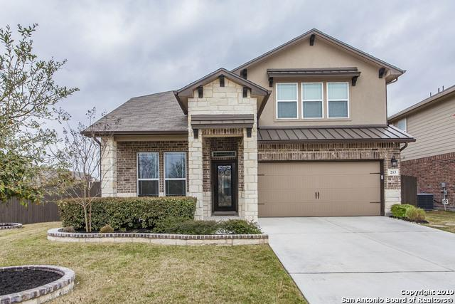 213 Cansiglio, Cibolo, TX 78108 (MLS #1369110) :: The Mullen Group | RE/MAX Access