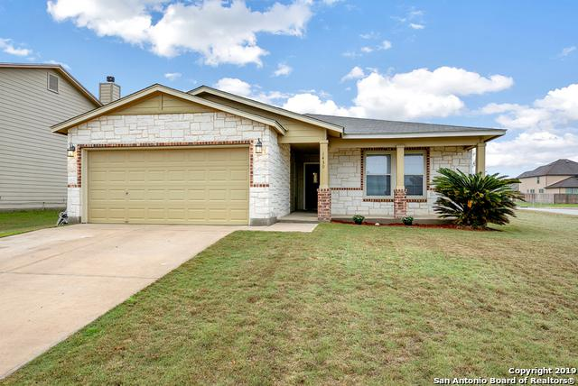 1439 Cap Stone Ridge, New Braunfels, TX 78130 (MLS #1369160) :: Alexis Weigand Real Estate Group
