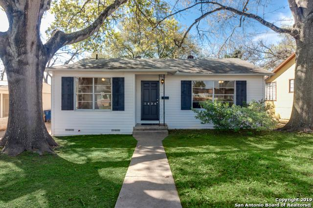 1434 Greer St, San Antonio, TX 78210 (MLS #1369382) :: Alexis Weigand Real Estate Group