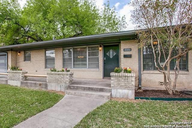 115 Knibbe Ave, San Antonio, TX 78209 (MLS #1369408) :: Exquisite Properties, LLC