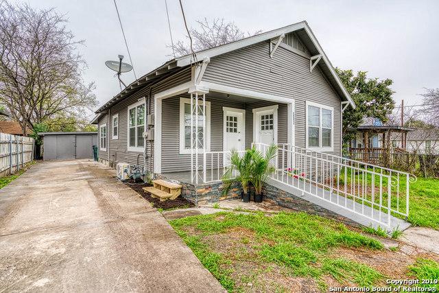 1121 Lamar, San Antonio, TX 78202 (MLS #1369521) :: Exquisite Properties, LLC