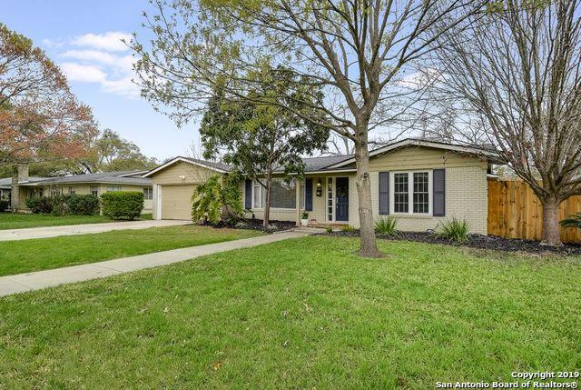 315 Tophill Rd, San Antonio, TX 78209 (MLS #1369542) :: Alexis Weigand Real Estate Group