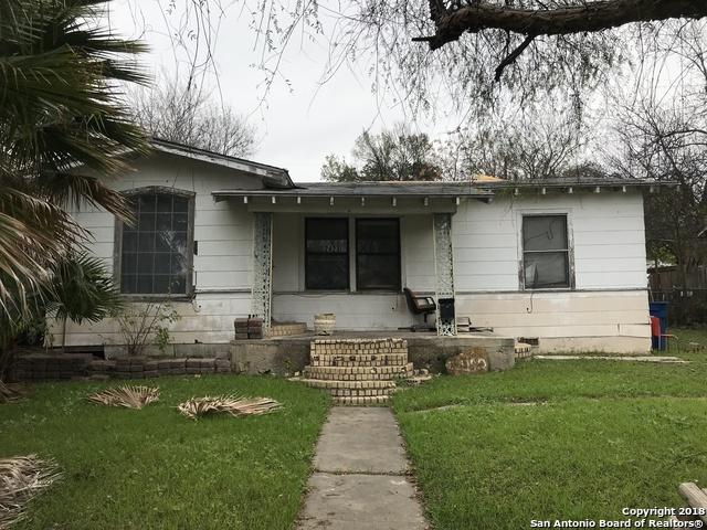 2423 Waverly Ave, San Antonio, TX 78228 (MLS #1369624) :: The Mullen Group | RE/MAX Access