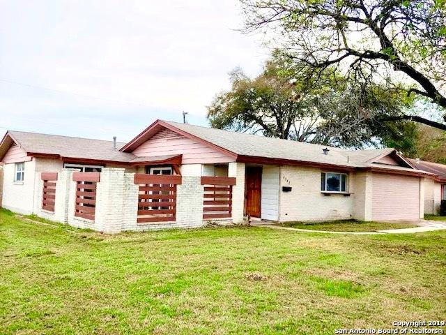4842 Wycliff Dr, San Antonio, TX 78220 (MLS #1369668) :: Alexis Weigand Real Estate Group