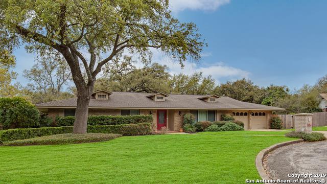 1434 Grey Oak Dr, San Antonio, TX 78213 (MLS #1369677) :: Alexis Weigand Real Estate Group