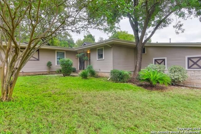 500 Rittiman Rd, Terrell Hills, TX 78209 (MLS #1369714) :: Exquisite Properties, LLC