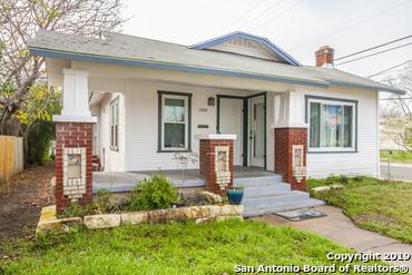 2002 Nolan St, San Antonio, TX 78202 (MLS #1369750) :: Carter Fine Homes - Keller Williams Heritage