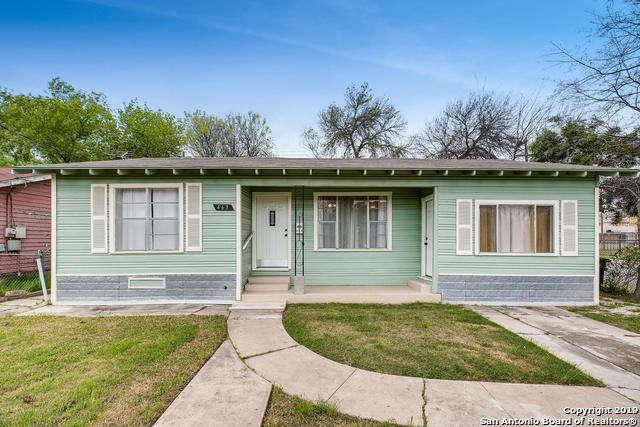 463 Las Palmas Dr, San Antonio, TX 78237 (MLS #1369817) :: Alexis Weigand Real Estate Group