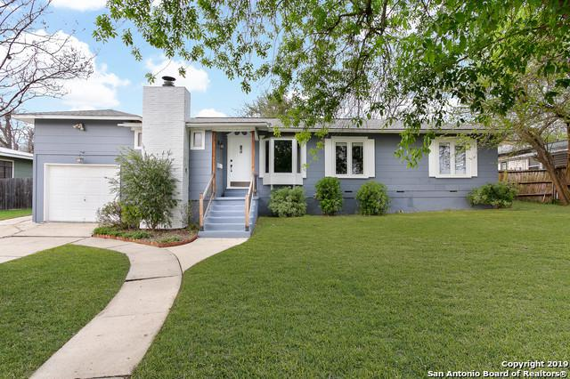 217 Lyman Dr, Terrell Hills, TX 78209 (MLS #1369961) :: Exquisite Properties, LLC