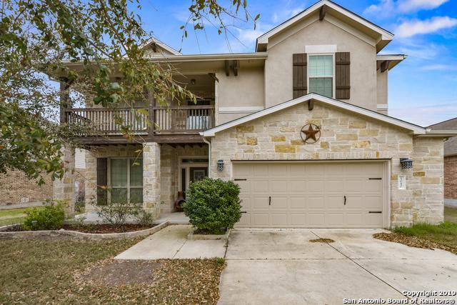 5040 Eagle Valley St, Schertz, TX 78108 (MLS #1370031) :: The Mullen Group   RE/MAX Access