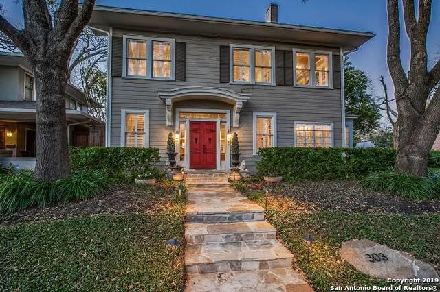 303 W Gramercy Pl, San Antonio, TX 78212 (MLS #1370084) :: The Mullen Group | RE/MAX Access