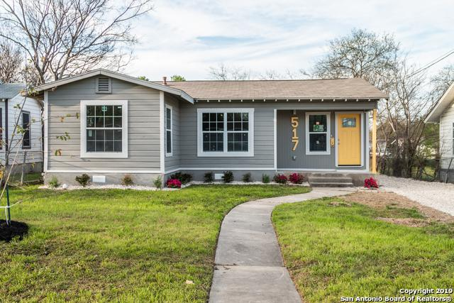 517 San Angelo, San Antonio, TX 78212 (MLS #1370112) :: The Mullen Group | RE/MAX Access