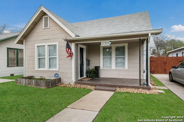 1725 W Kings Hwy, San Antonio, TX 78201 (MLS #1370125) :: Exquisite Properties, LLC