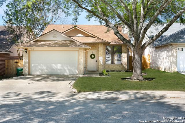 7543 Corian Park Dr, San Antonio, TX 78249 (MLS #1370127) :: The Mullen Group   RE/MAX Access