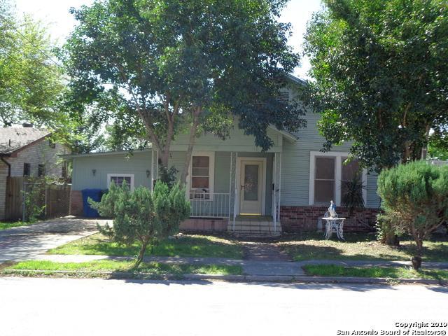 116 Carroll St, San Antonio, TX 78225 (MLS #1370180) :: ForSaleSanAntonioHomes.com