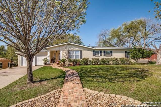 111 Bryker Dr, San Antonio, TX 78209 (MLS #1370267) :: Exquisite Properties, LLC