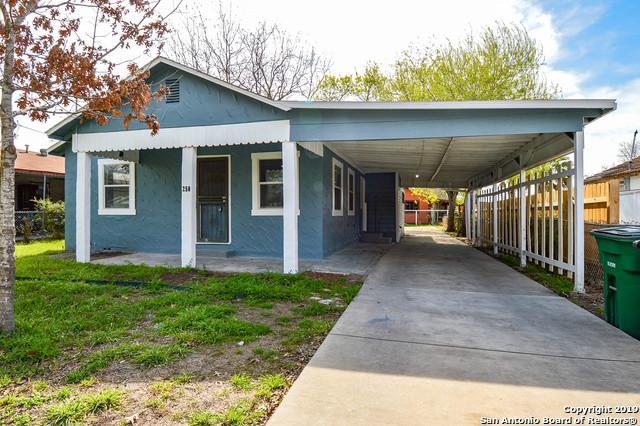 250 Benita St, San Antonio, TX 78210 (MLS #1370275) :: ForSaleSanAntonioHomes.com