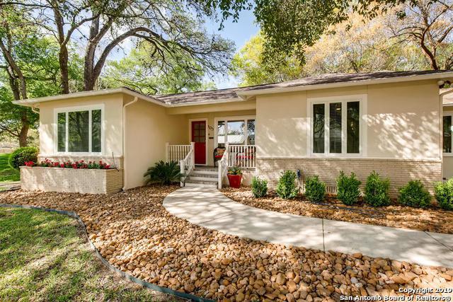 103 Morningside Dr, Terrell Hills, TX 78209 (MLS #1370451) :: Exquisite Properties, LLC