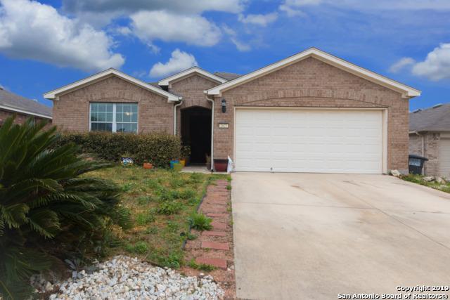 2623 Amethyst Dr, San Antonio, TX 78259 (MLS #1370477) :: Alexis Weigand Real Estate Group