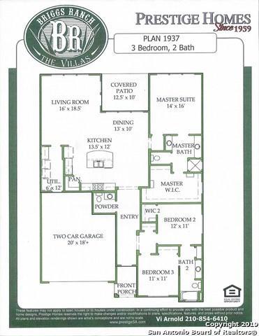 13107 Lattigo Bend, San Antonio, TX 78245 (MLS #1370561) :: Alexis Weigand Real Estate Group