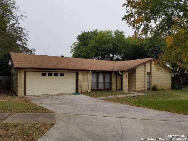 121 Rusty Spur, Universal City, TX 78148 (MLS #1370602) :: The Mullen Group | RE/MAX Access