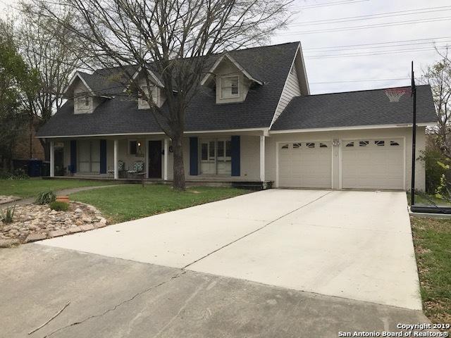 8403 Laurelhurst Dr, San Antonio, TX 78209 (MLS #1370664) :: Carter Fine Homes - Keller Williams Heritage