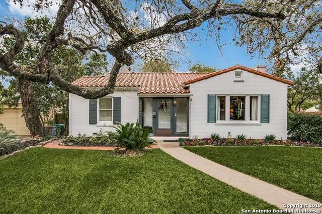322 Evans Ave, San Antonio, TX 78209 (MLS #1370863) :: Exquisite Properties, LLC